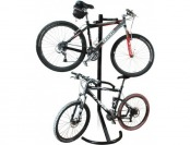 68% off RAD Cycle Products Gravity Bike Stand, Holds Two Bicycles