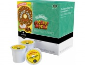 27% off Coffee People Donut Shop Coconut Mocha K-cups (18-pack)