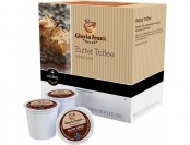 33% off Keurig Gloria Jean's Butter Toffee Coffee K-cups (18-pack)