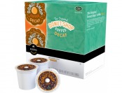 27% off Coffee People Donut Shop Decaf Coffee K-cups (18-pack)