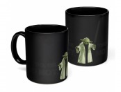 67% off Star Wars Yoda Heat Change Mug