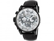 86% off Invicta Watches Men's I-Force Chrono Leather Watch