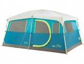 53% off Coleman 8 Person Tenaya Lake Fast Pitch Cabin Tent w/ Closet