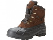 79% off Kamik Men's Fargo Snow Boots, Dark Brown
