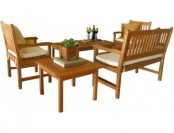 51% off Amazonia Milano 5-Pc Seating Set