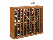 91% off Wine Enthusiast N'finity 100 Bottle Wine Rack