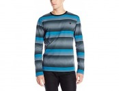 66% off Zoo York Men's Insight Long Sleeve Crew Shirt