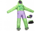$27 off Selk'bag Incredible Hulk Sleeping Bag, Small, Green