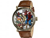 83% off Marvel Men's W001761 Spider-Man Analog Quartz Watch