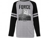 84% off Star Wars Stormtrooper Raglan-Sleeve Football Men's T-Shirt