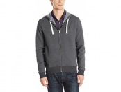 75% off Original Penguin Men's Fleece Hoodie W/Inseam Pockets