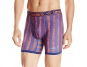72% off Umbro Men's Performance Stretch Striped Boxer Brief