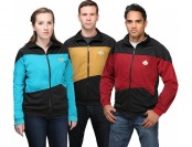 50% off Star Trek TNG Unisex Track Jacket