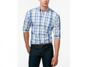 80% off Club Room Vernon Plaid Shirt