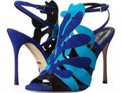 $947 off Sergio Rossi Matisse Heel (Dusk) Women's Sandals
