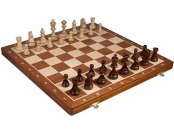 40% off Hand Made European Chess Set - Tournament Staunton
