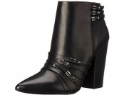 60% off L.A.M.B. Women's Martini Boot, Black Leather