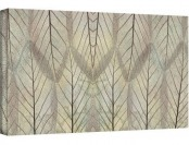 85% off ArtWall Cora Niele's Leaf Design Gallery Canvas, 18 by 36""