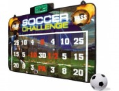 84% off Soccer Challenge Indoor Soccer Game