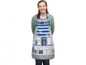 55% off Star Wars R2-D2 BBQ Apron