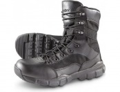"61% off Reebok Men's 8"" Dauntless Tactical Boots, Side Zip"