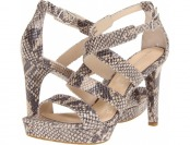 82% off Rockport Janae Multi Strap (Natural) High Heels