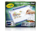 62% off Crayola Light Up Tracing Pad Blue