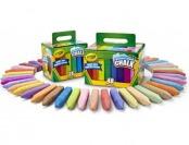 40% off Crayola Chalk Set (72 Count)