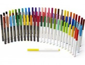 40% off Crayola 80 Count SuperTips Markers