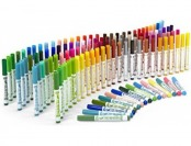 40% off Crayola Pip Squeak Skinnies Markers (128 Count)