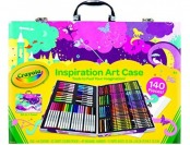 40% off Crayola Inspiration Art Case-Pink