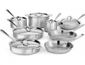 $1,100 off All-Clad Professional Master Chef 2 14pc Cookware Set