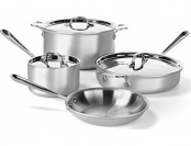 $325 off All-Clad Professional Master Chef 2 7pc Cookware Set