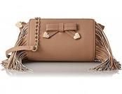 76% off Betsey Johnson BJ49805 Cross Body Bag, Spice, One Size
