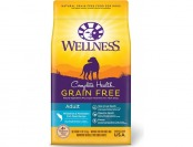 35% off Wellness Complete Health Grain Free Fish Dog Food