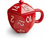 62% off Critical Hit D20 Mug