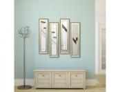 70% off Rayne Mirrors Molly Dawn Vintage Wall Mirror