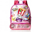 "78% off Shopkins Girls' 12"" Backpack with Toy Compartment"