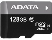 54% off ADATA USA Premier 128GB micro SDXC Class10 with Adapter