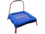 78% off Super Jumper Junior Mini Trampoline