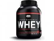 55% off Optimum Nutrition Performance Whey Diet Supplements