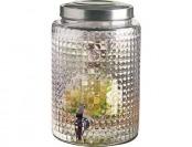 70% off Circleware Windowpane Glass Beverage Dispenser w/ Infuser