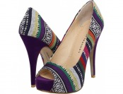 65% off Chinese Laundry Hotness (Purple) High Heels