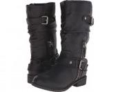 70% off Report Matt Black Women's Boots