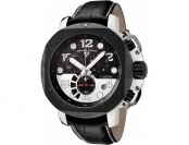 91% off Swiss Legend Watches Scubador Chrono Leather Watch