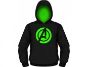 68% off Marvel Avengers Boys' Hooded Sweatshirt