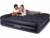 50% off Intex Pillow Rest Raised Queen Airbed w/ Electric Pump