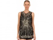 85% off Pierre Balmain 7M64R1 Black Women's Dress