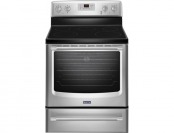 $300 off Maytag 6.2 Cu. Ft. Self-cleaning Electric Convection Range