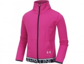 50% off Under Armour Girls' Eliminate Track Jacket